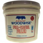 Woodwise Full-Trowel Filler- Red Oak 3.5 Gallon Pail