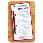 Woodwise Nail Set